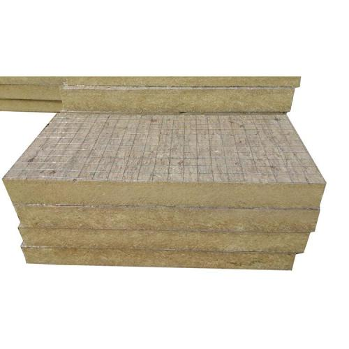 烟台插丝岩棉板