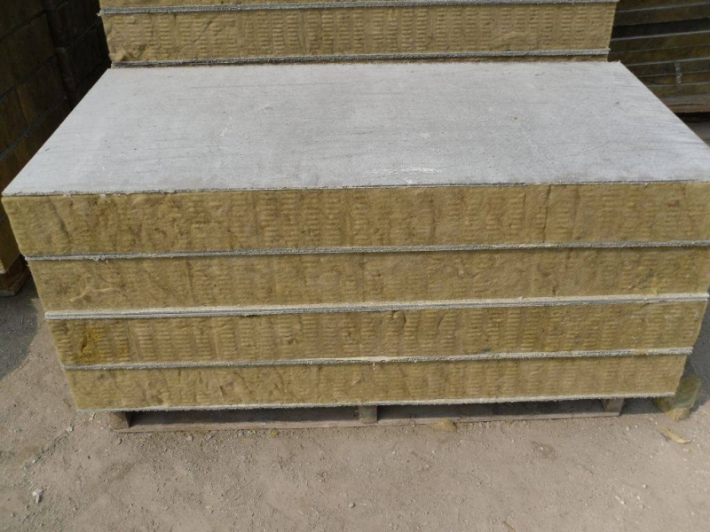 烟台岩棉复合板